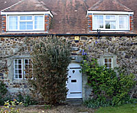 self-catering cottages in Fishbourne near Ryde Isle of Wight