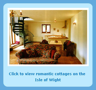 romantic country cottages isle of wight