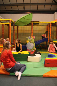 places for children to play in Newport for rainy days